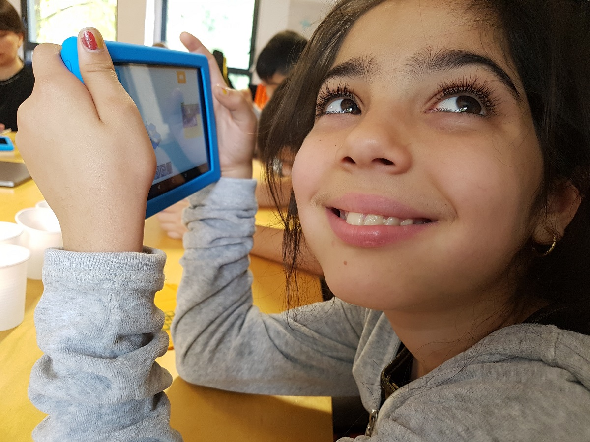 Creative Storytelling and Video Game Summer Camp in Paris